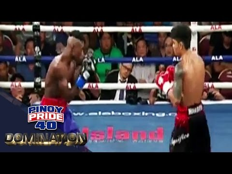 Pinoy Pride 40:  Mark Magsayo Vs. Issa Nampepeche