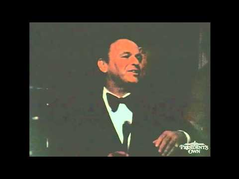 """SINATRA Moonlight in Vermont - """"The President's Own"""" U.S. Marine Band"""