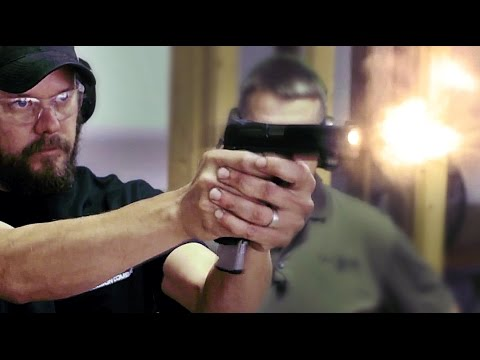 See How Wilson Combat Tests their Guns - Behind the Scenes at Wilson Combat Pt. 5