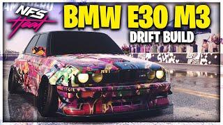 BMW E30 M3 EVO II DRIFT BUILD! | Need For Speed Heat