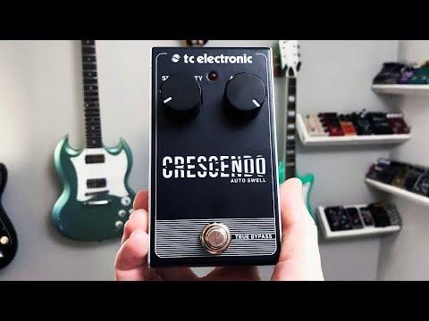 Crescendo Auto Swell - TC Electronic