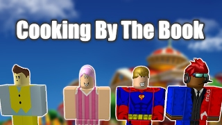 Cooking By The Book | Another Trash Roblox Music Video