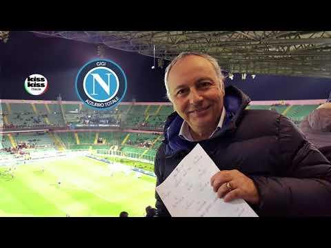 Coppa Italia Napoli Inter 1-1 Radiocronaca di Carmine Martin