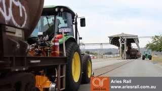 Hyrail shunt tractor (Hi Rail tractor)