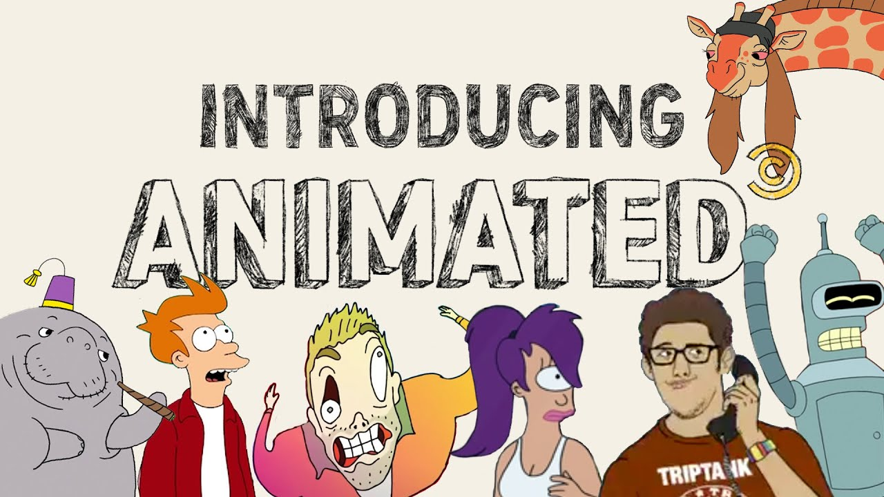 Introducing Animated, a New YouTube Channel from Comedy Central