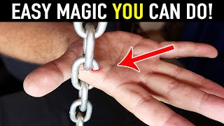5 EASY Magic Tricks You Can Do Now