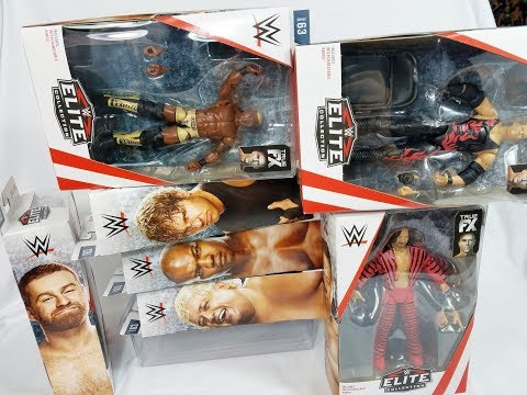 WWE ELITE 63 FREE FIGURE GIVEAWAY & UNBOXING