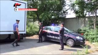TORINO-CASELLE - Zingari con roulotte di lusso: scattano i sequestri
