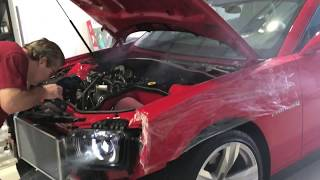 Camaro ZL1 first breaths with the new BTR stage 3 cam