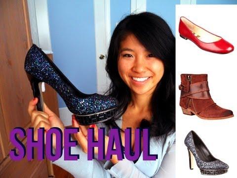 Fall Lookbook: Ninewest Shoe Haul