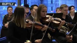 В Санкт-Петербурге прошел концерт-реквием в память о жертвах трагедии над Синаем