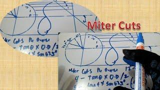 Miter Cuts - PipingWeldingNDT