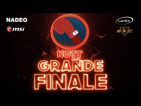 KOTT#2 - Grande Finale : E-Corp Blue vs G6 vs Derpnitas vs Gamers Origin