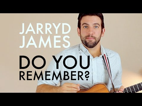 Jarryd James - Do You Remember (Guitar Lesson/Tutorial)
