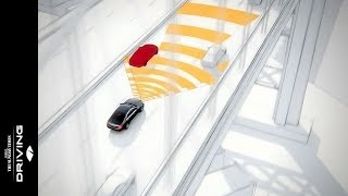 New Mercedes-Benz S-class: packed with safety technology