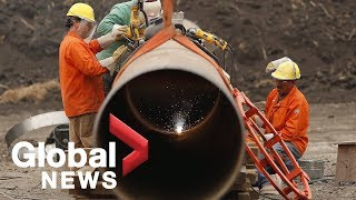 Canadian government announces $1.6 billion boost for oil and gas industry