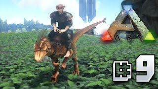 Cold Blooded Murder... Barry?! - Ark Survival Evolved || Ep 9