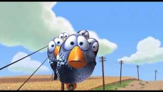 PIXAR Animations Studios - Vögel (Birds)