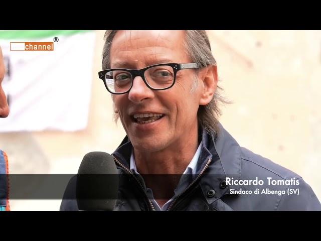 Il Sindaco di Albenga parla di noi, dei nostri Petali in Vaschetta