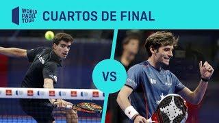 Resumen Cuartos de Final Paquito/Lebrón Vs Stupa/Mati Estrella Damm Alicante Open