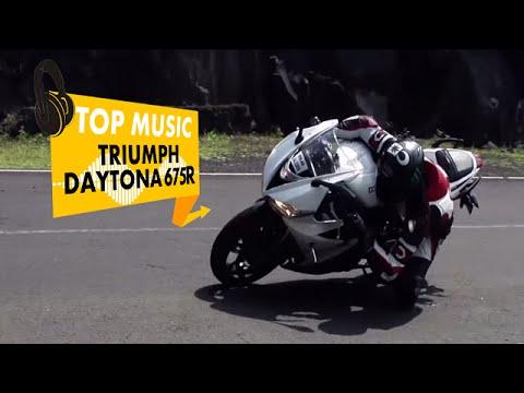 Top Music : Triumph Daytona R : PowerDrift