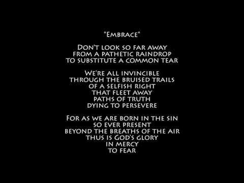 """""""Embrace"""" (a poem)"""