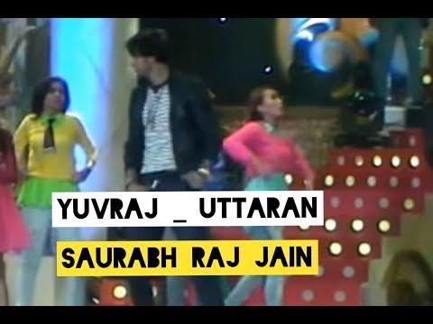Uttaran - Dance  With Saurabh raj jain  / Yuvraj  (Uttaran _Mahabharata (Krishna )