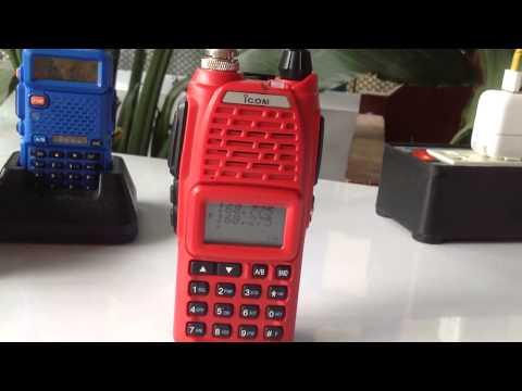 วิทยุสื่อสาร icom รุ่น UV 86
