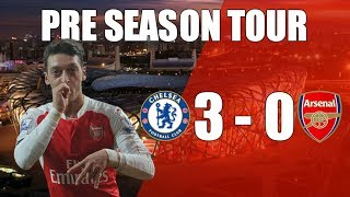 Chelsea 3 V 0 Arsenal | Embarrassing Performance