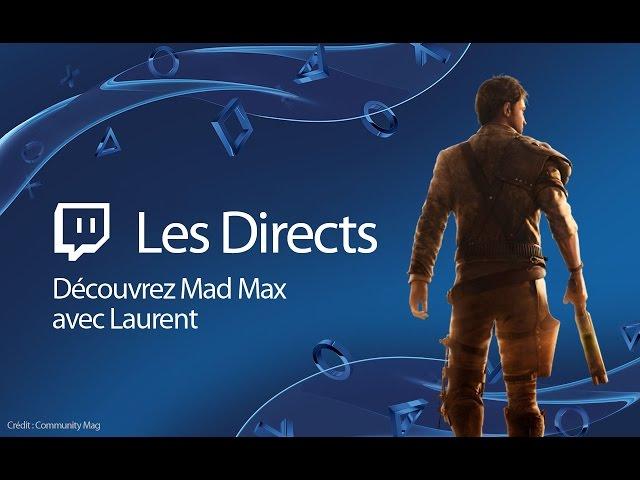 Mad Max - Découverte