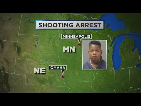12-Year-Old Suspect In Omaha Shooting Arrested In Minneapolis