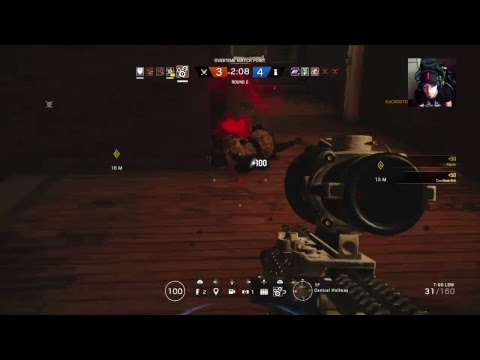 Rainbow sixs siege PS4 | KACAROTO  | rank matches | BOMBS ONLY :]