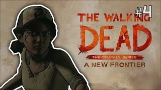 Twitch Livestream | The Walking Dead: A New Frontier Episode 4 - Thicker Than Water [Xbox One]