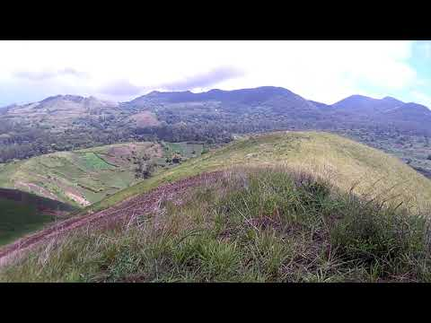 Comoros - Travel & Tourism - Peak (Banda Sambleni) 360 degree view NGazedja