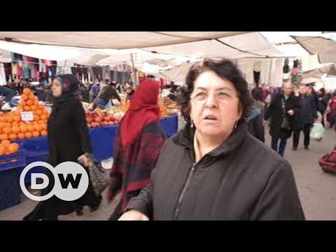 'Cumhurbaşkanımız gelsin bir pazarı dolaşsın' - DW Türkçe