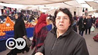 """Cumhurbaşkanımız gelsin bir pazarı dolaşsın"" - DW Türkçe"