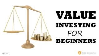 Value Investing for Beginners [VIB002]