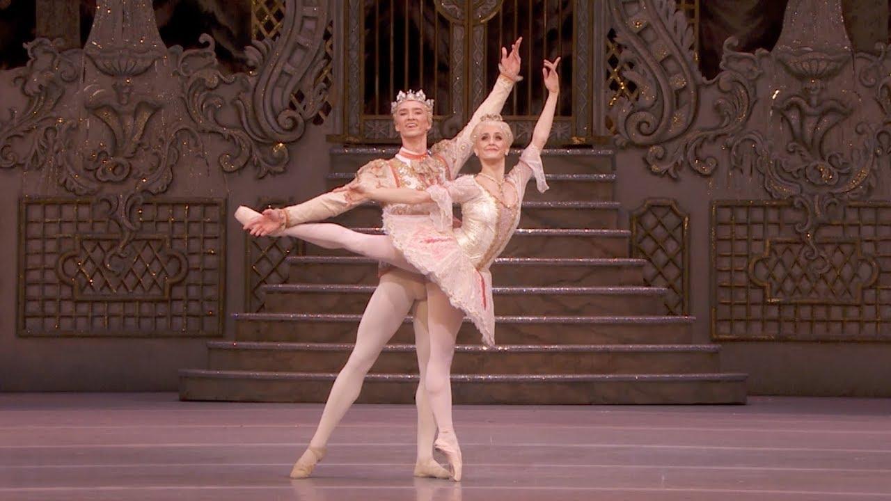 The Nutcracker Sugar Plum Pas De Deux Adagio Nunez Muntagirov The Royal Ballet Youtube