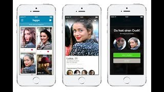 happn Local dating app find and meet your crush chating live screenshot 5