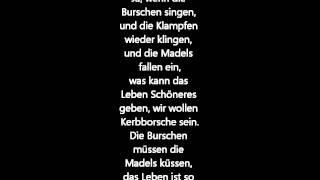 Haaner Kerb-Lieder - In Junkers Kneipe