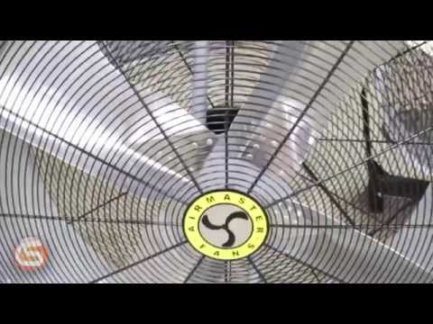 AirMaster Industrial Fans - Columbia Safety