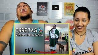 Baixar REAGINDO A loucuras Nas Igrejas! - Vídeos Engraçados Igrejas Evangélicas e Católicas