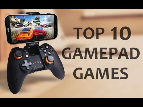 Top 10 best Android Games with Bluetooth Controller Support 2016-2017