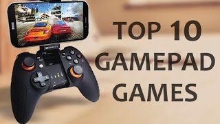 Top 10 best Android Games with Bluetooth Controller Support 2017-2018