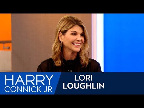 Lori Loughlin on Her Daughters Growing Up