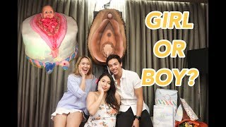 I TRIED TO THROW A MODERN BABY SHOWER!   Lovely Geniston