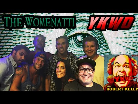 YKWD #136 - The Womenatti (AARON BERG, MARK NORMAND, MATT PAVICH)
