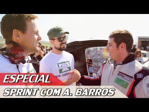 SPRINT RACE COM ALEXANDRE BARROS – ESPECIAL #83 | ACELERADOS