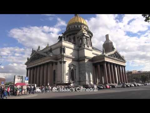 Present! - A Walking Tour of St. Petersburg, Russia