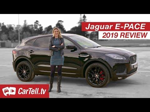 2019 Jaguar E-Pace review | Australia